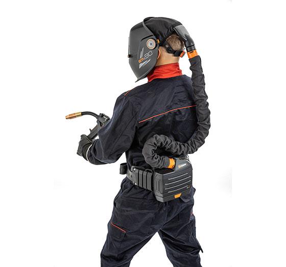 Accesorios de protección para soldar